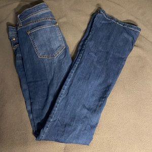 Fashion Nova High Rise Boot Cut Jeans